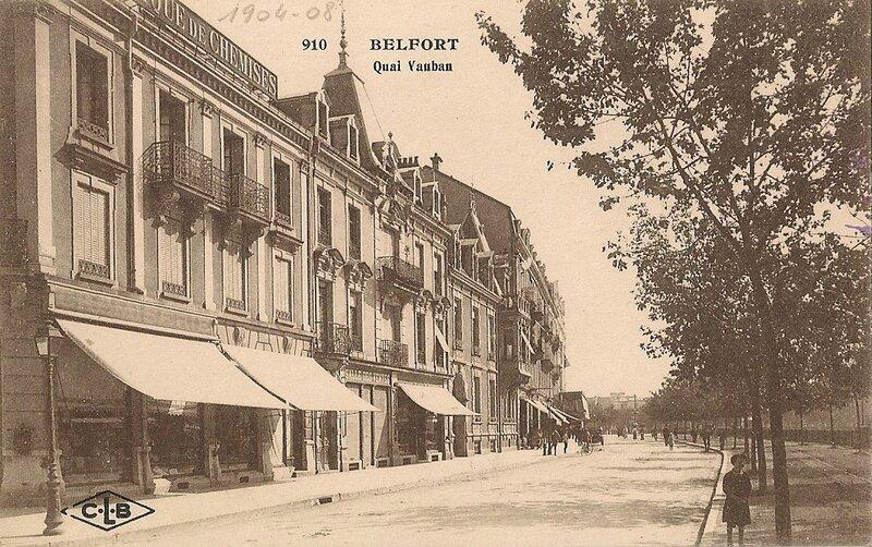CPA Belfort Quai Vauban