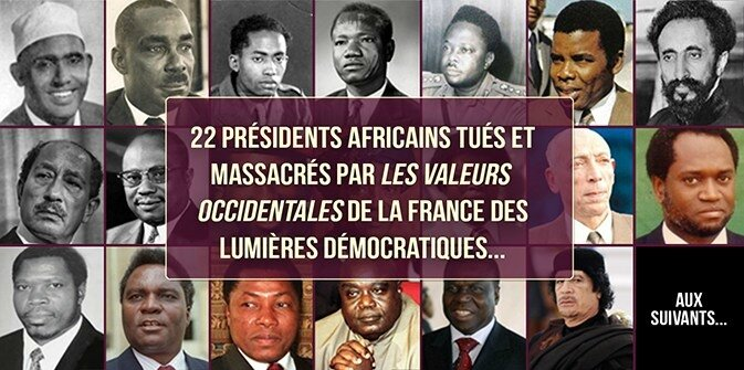 22-Présidents-Africains-Assassinés