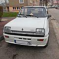 Renault 5 lauréate tl (1984)