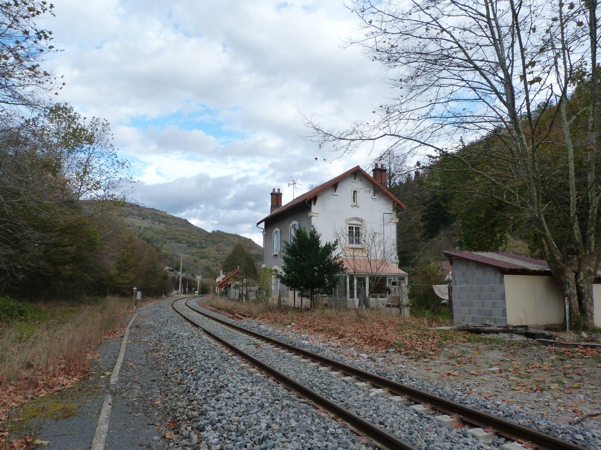 Ferrières Saint-Mary (Cantal - 15)