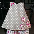 130114(Stella) robe trapèze et bloomer 6 mois - janv 2013