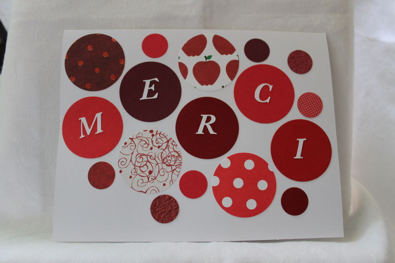 carte merci 2012