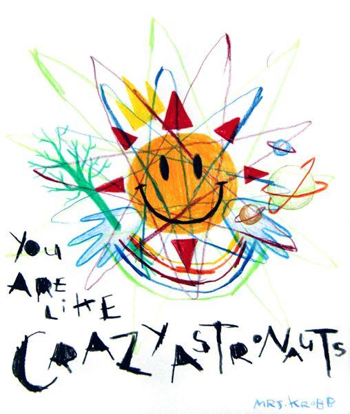 crazyastronaut