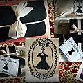 La Petite Robe Noire pour les 50 ans d'une amie