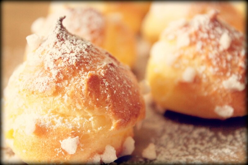 chouquettes cuisio