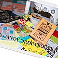 Cloture du blog candy anniversaire