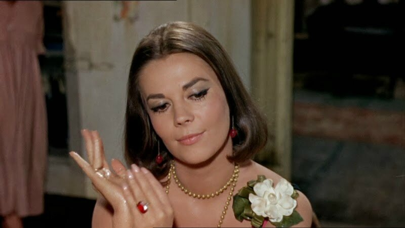 propriete interdite Rose Natalie Wood