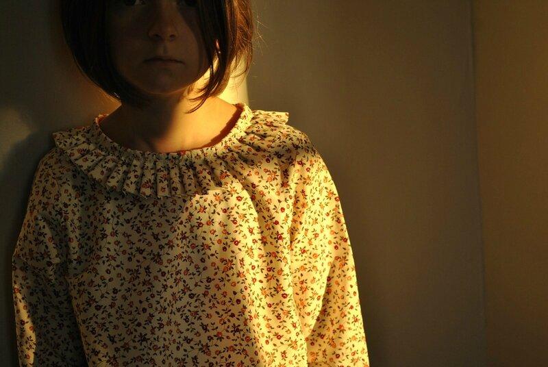 blouse rose 5