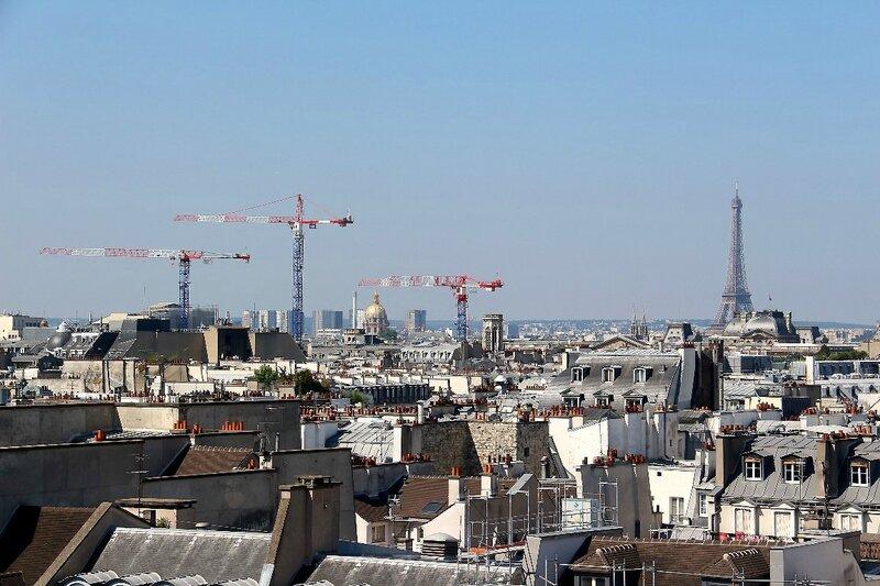 4-Vue de Paris, toits - Terrasse Beaubourg_5561