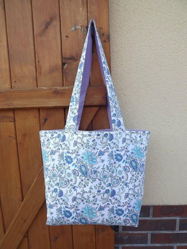 sac bleu mauve 6