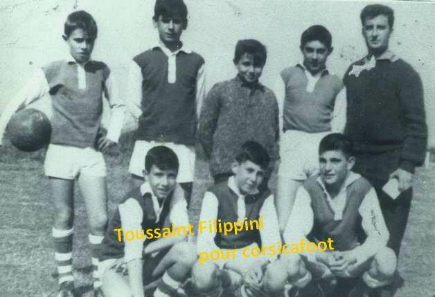 016 1063 - MEP - Filippini Toussaint - Claude Papi - Ses débuts à 1967
