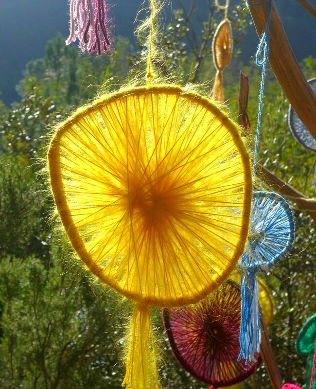 soleilade jaune yurtao