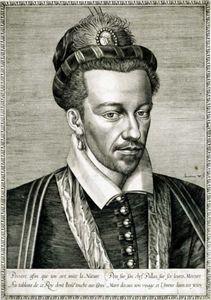 Henri III en 1586