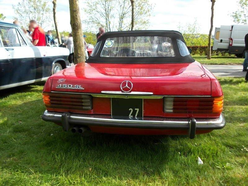 Mercedes450SLar