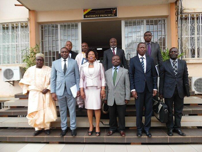 Des promoteurs d un cluster agro industriel au minresi for Chambre de commerce du cameroun