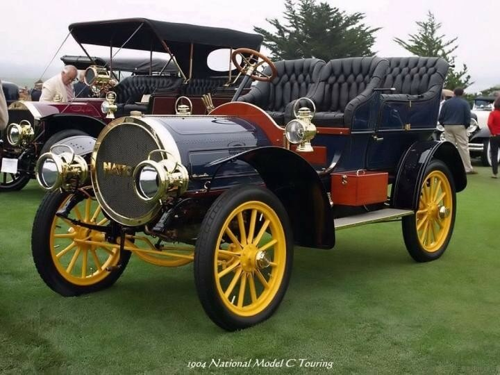 1904 - National Model C Touring