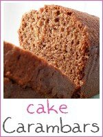 Cake aux Carambars - index