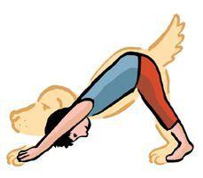 chien---Yoga