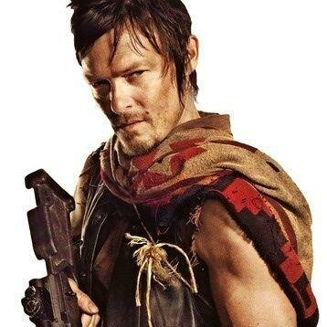 Daryl alias Norman Reedus
