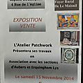 Expo de ce week end!