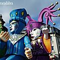 Carnaval de Limoges 2010 : Eole Venise