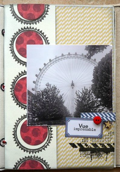 mini album Londres page 5