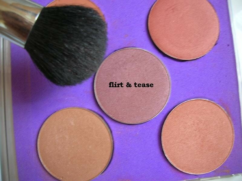 43. blush flirt & tease