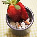 Fast food week #5 : Sundae light