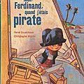 à Gradignan(40)du 4 au 7 octobre avec ferdinand,pirate
