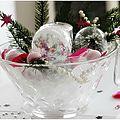 Joyeux noël à vous toutes et tous......