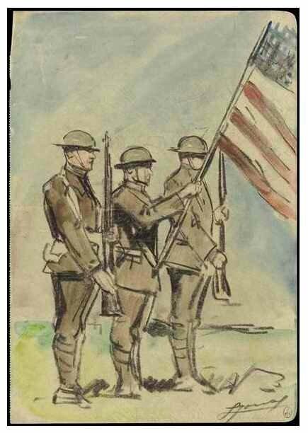 Jonas soldat US