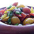 Salade marocaine by nadia