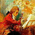 Le secret kabbalistique de mozart caché dans sa musique