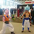 Buu VS Goku (Dragon Ball Super)