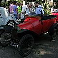 Peugeot type bb 1913, retrorencard 2011