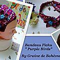Bandeau + - 3 ans Peace