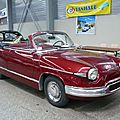 PANHARD PL17 Tigre cabriolet L8 1963 Besançon (1)