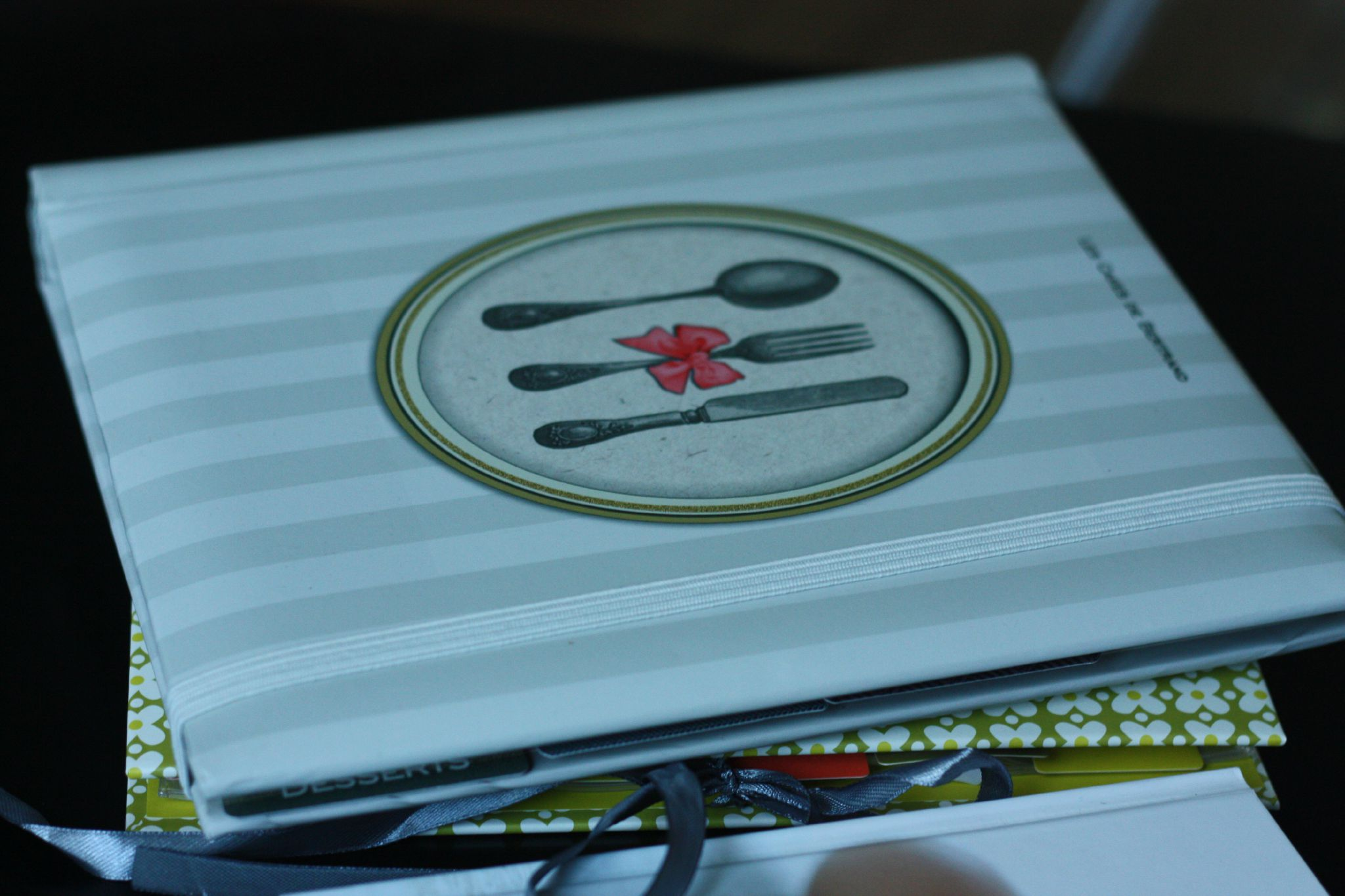 Mes cahiers de recette ou comment arr ter d 39 avoir des - La cuisine de bertrand ...