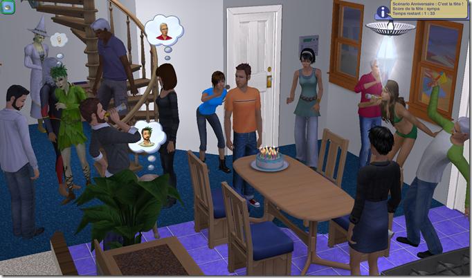 Episode 6 (été) - Famille Acoeur/Clampin/Roche
