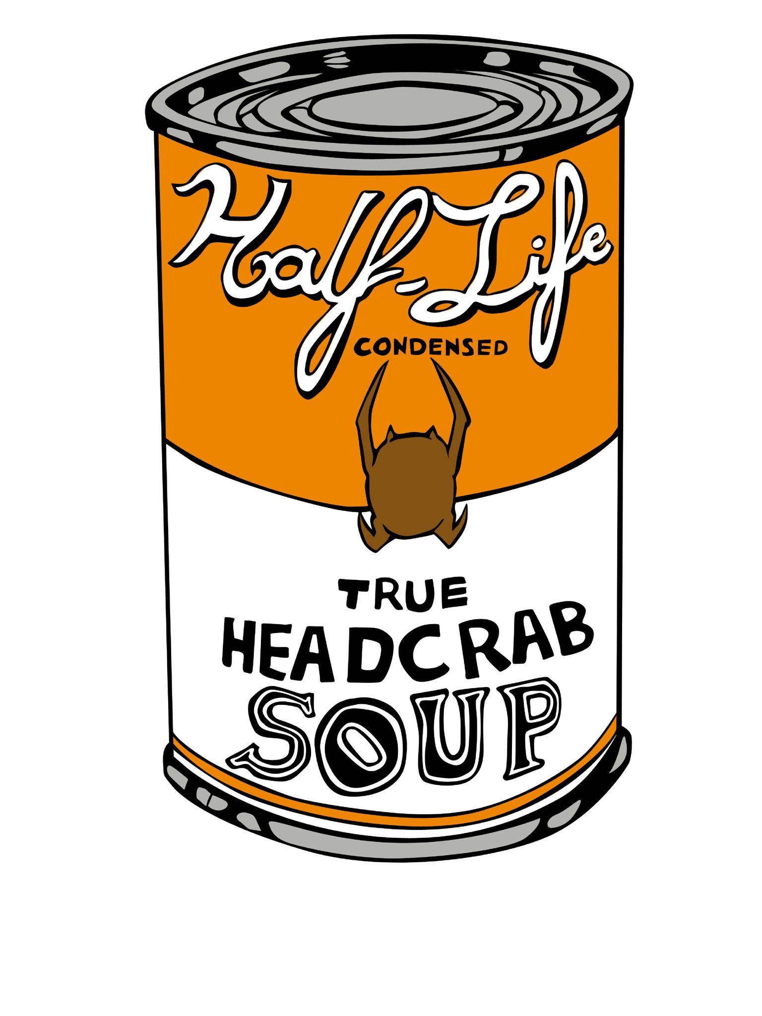 Halfcrab soup