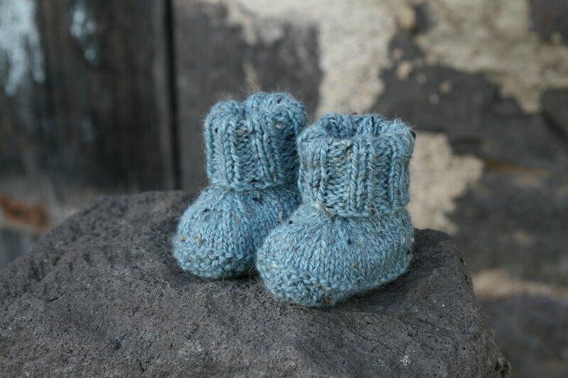 bébé-chaussons