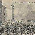 Une république mort-née ?, xiv - insurrection de juin 1848. paris, marseille