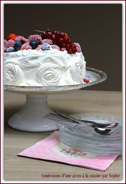 Vacherin fruits rouges 005