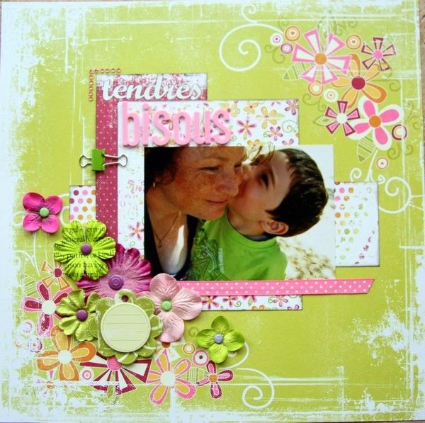 tendres bisous