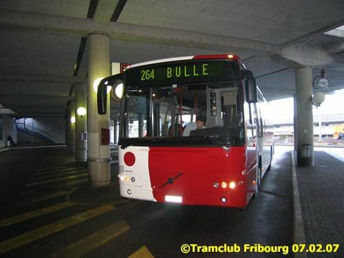 bus fribourgeois