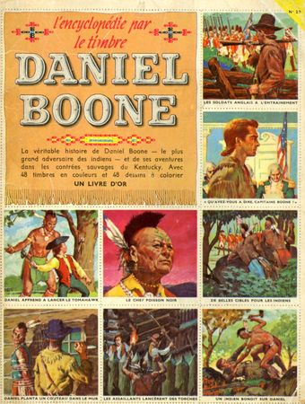 encyclopedie_par_le_timbre_dexu_coqs_d_or_daniel_boone_cow_boy