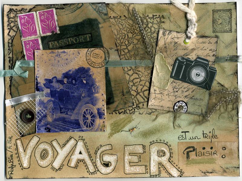 Voyager, c'est..., A5, nov 2006