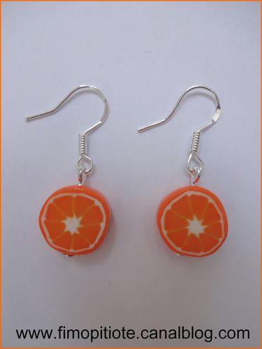 bijoux boucles d oreille fruit pate fimo (2)