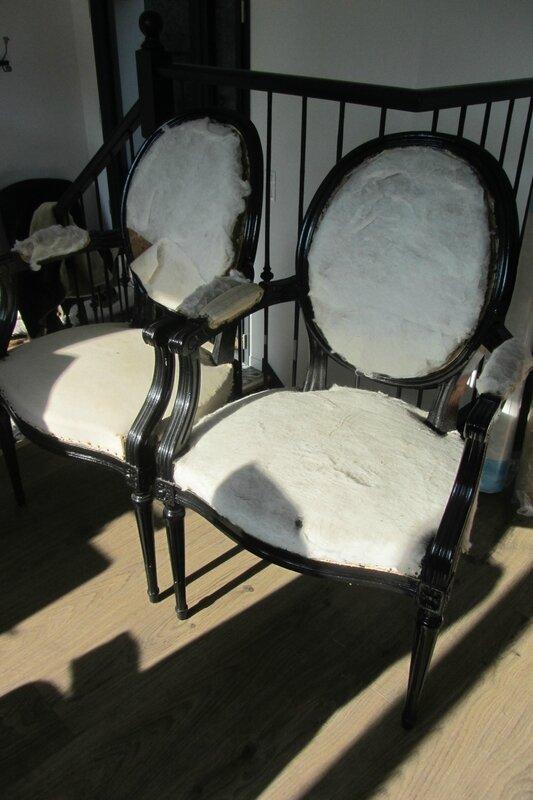réfection de fauteuils Brest