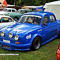 Renault dauphine gordini (Retro Meus Auto Madine 2012) 01